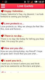 The Best Love SMS 6.0.5.0 APK screenshots 2