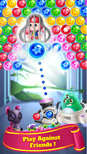 Bubble Shooter MOD APK- Flower Games (Unlimited Lives) Download 6