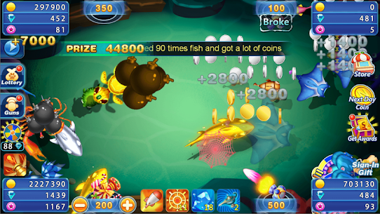 BanCa Fishing: fish hunter 5