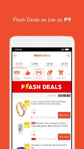 Shopee No.1 Online Platform android2mod screenshots 4