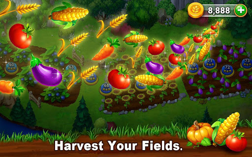 Solitaire - Harvest Day filehippodl screenshot 3