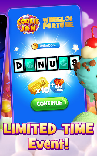 Cookie Jamu2122 Match 3 Games | Connect 3 or More 10.80.131 screenshots 10
