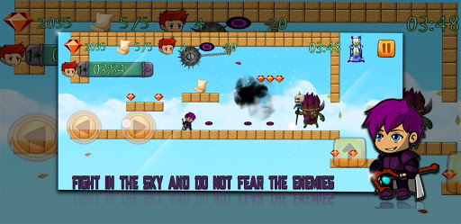 Nero's Adventure World  screenshots 5