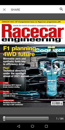 racecar engineering screenshot 1