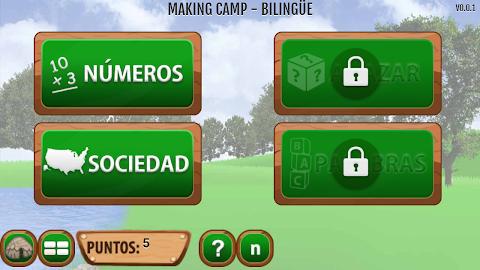 Making Camp - Bilingualのおすすめ画像3