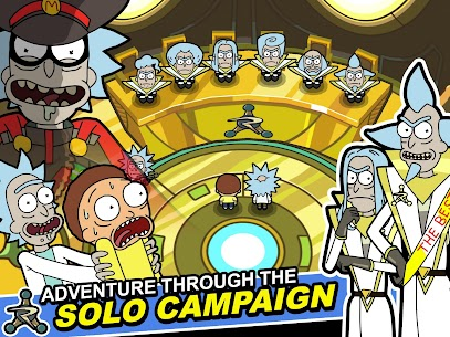 Rick and Morty: Pocket Mortys Mod Apk (Unlimited Tickets/Money) 10