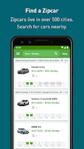 Zipcar 5.42.1 MOD for Android 3