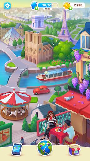 Color Stories - color journey, paint art gallery apkpoly screenshots 8
