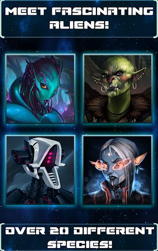 Space Merchant: Empire of Stars apklade screenshots 2