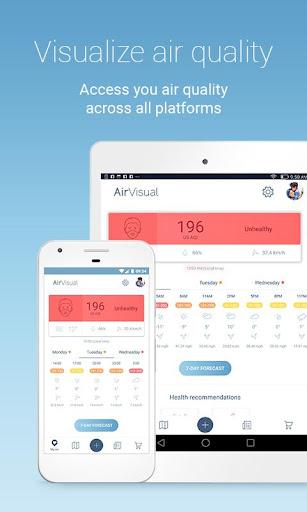 Air Quality | AirVisual  Screenshots 6