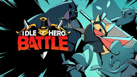 Idle Hero Battle Mod Apk (Unlimited Gold/Gemstone/Skills) 6