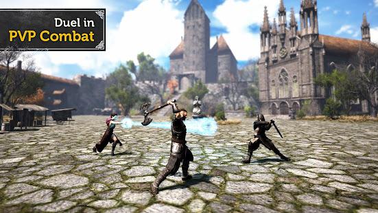 Evil Lands: Online Action RPG Mod Apk