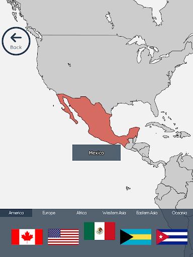 Enjoy Learning World Flags Quiz  screenshots 9