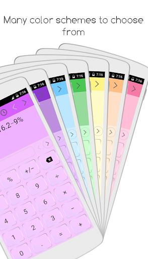 Quickey Calculator - Free app modavailable screenshots 3