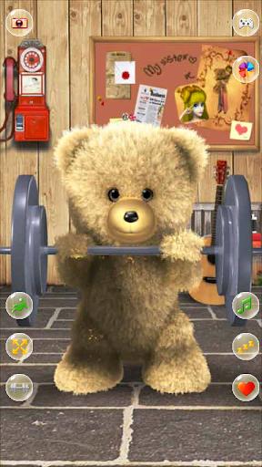 Talking Teddy Bear 1.4.0 screenshots 2