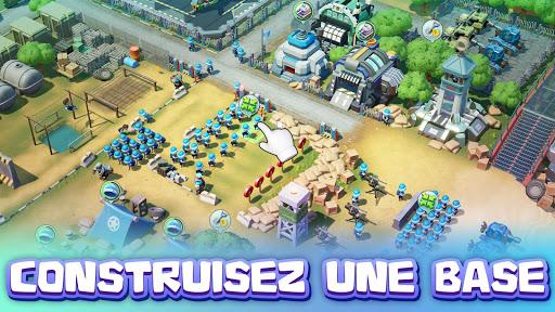Code Triche Top War: Jeu de bataille (Astuce) APK MOD screenshots 3