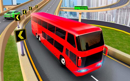 City Coach Bus Simulator 3d - Free Bus Games 2020 1.0.3 Screenshots 7