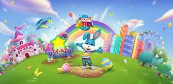 Jouez à Kinder Pâques - Expériences pour enfants sur PC, le tour est joué, pas à pas!