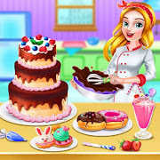 Sweet Bakery Chef Mania: Baking Games For Girls