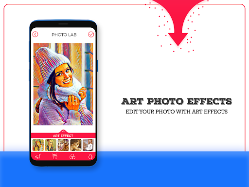 Photo Lab - Photo Art Editor 2.4 screenshots 2