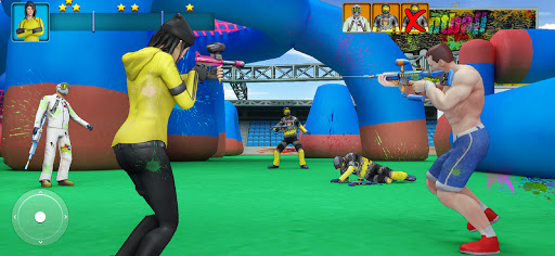 Paintball Shooting Games 3D apkpoly screenshots 11