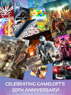 Gameloft Classics: 20 Years 1.2.5 Screenshots 11