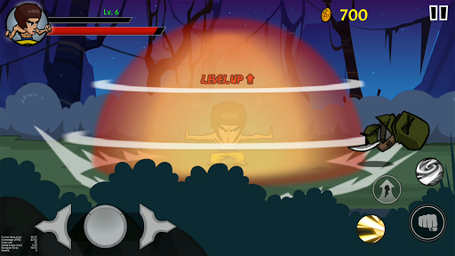 KungFu Fighting Warrior apkpoly screenshots 3