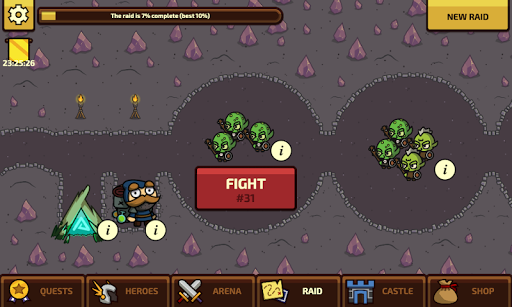 Raid Heroes: Total War 1.2.15 screenshots 4