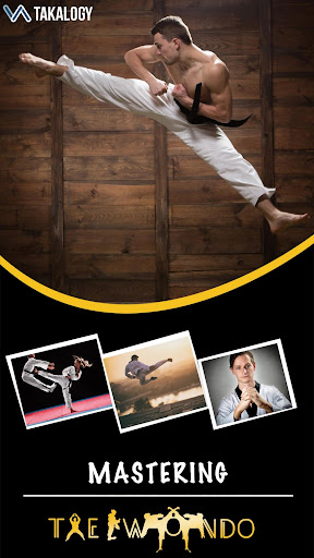 Mastering Taekwondo - Get Black Belt at Home 1.1.8 Screenshots 1