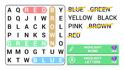 Word Search Puzzle Game  screenshots 22