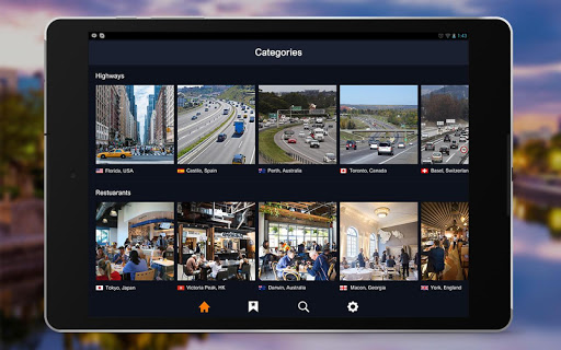Earth Cam Live: Live Cam, Public Webcam & Camview 1.1.1 Screenshots 10