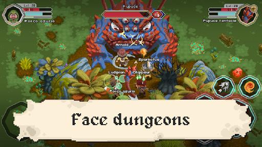 Naica Online - 2D MMORPG  screenshots 5