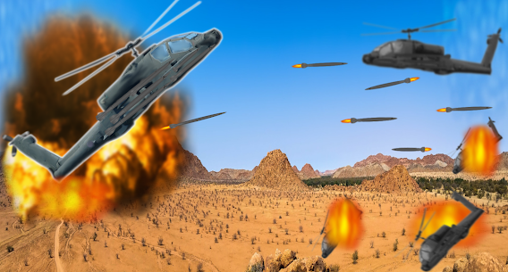 Helicopter Battle Online Hack Android & iOS 1