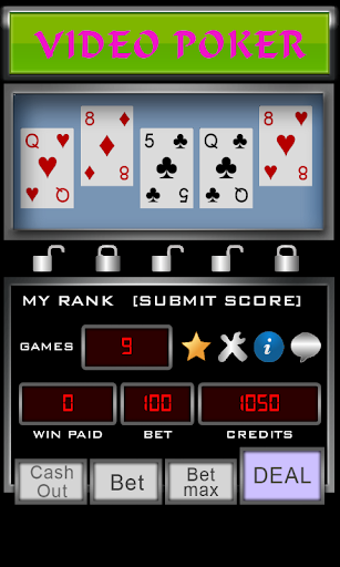 Video Poker 3.3.7 screenshots 2
