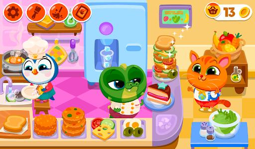 Bubbu School u2013 My Cute Animals apkpoly screenshots 15