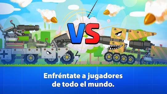 Supertanques en guerra 2