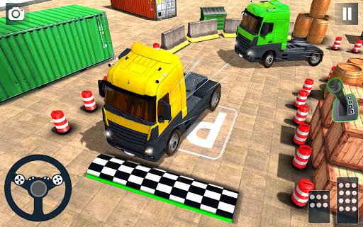New Truck Parking 2020: Hard PvP Car Parking Games  screenshots 13