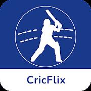 CricFlix: Live Scores, Cricket News & Scorecard