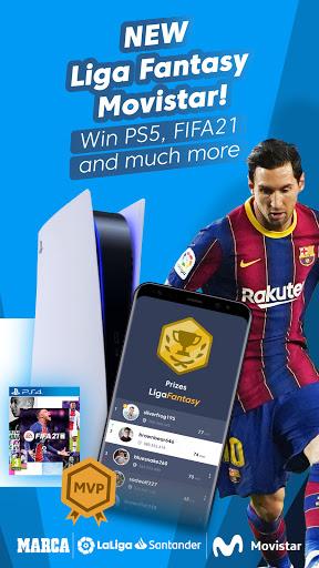 LaLiga Fantasy MARCAufe0f 2021: Soccer Manager 4.5.2.2 Screenshots 2