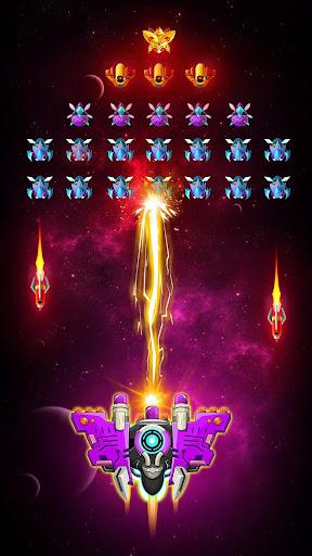 Code Triche Space Shooter: Les Envahisseurs Extraterrestres Argent illimité