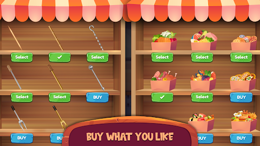 Cooking Sort - Free Ball Sort Puzzle Game  screenshots 23