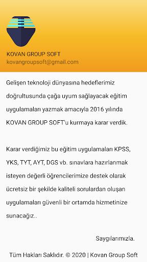 Kpss Lisans Matematik u00c7u0131kmu0131u015f Sorular  screenshots 15
