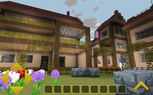 Baixe o Mod Apk Crafting and Building 3