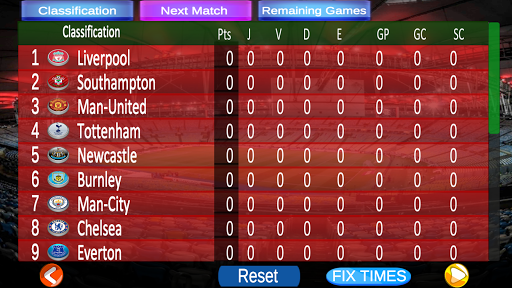 Table Football  screenshots 21