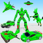 Wild Jackal Robot Car Game Robot Transforming Game