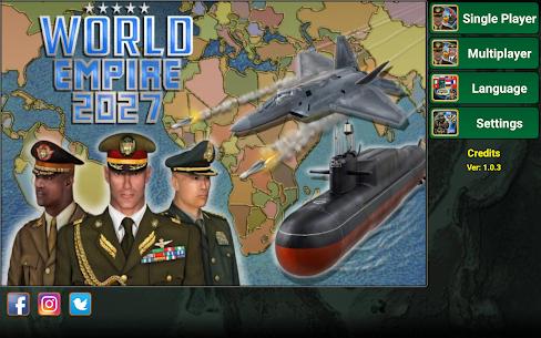 World Empire 2027 9
