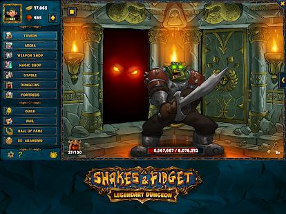 Shakes and Fidget 9.000.210623.7 Screenshots 7