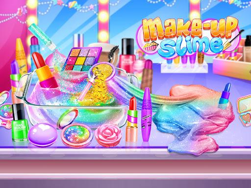 Make-up Slime - Girls Trendy Glitter Slime 2.0.2 screenshots 4