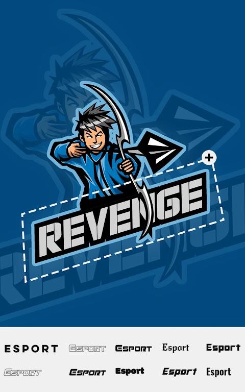 Esport Logo Maker - Create Free Gaming Logo Mascot  poster 9
