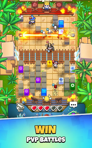 Magic Brick Wars - Epic Card Battles  screenshots 9
